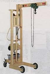 電動ジブ型リフトM131V-150E