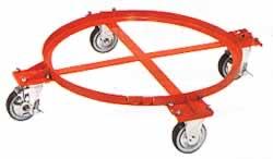 円形ドラム缶台車M350R-1SS