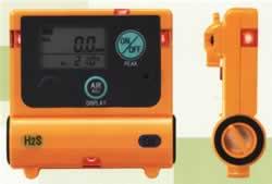 酸素・硫化水素計MC1OS-2200
