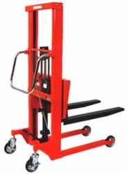 足踏式油圧リフター(大車輪)MD18BFN-H300-9BT