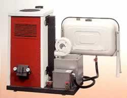 廃油温風ヒーターM1318G-50HS
