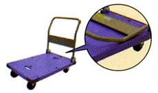 ブレーキ付樹脂製微音台車/ME20SK-301BN-4